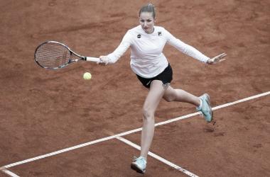 Pliskova makes light work of her opponent | Photo: Pavel Lebeda