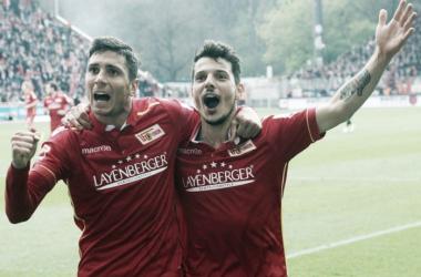 Union Berlin derrota Sandhausen e continua na briga pelo acesso à Bundesliga