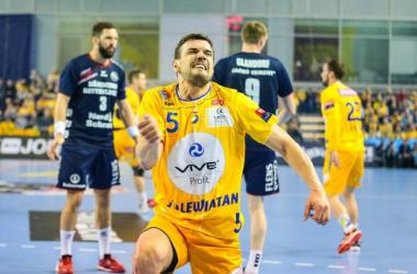Kielce, Veszprém, Kiel y PSG, a por la corona europea