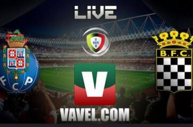 FC Porto x Boavista em directo online e ao vivo na Liga NOS 2015/2016