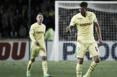 Emiliano Sala marca no fim e Nantes vence Lorient