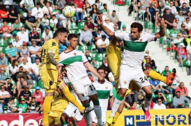 Empate entre Elche y Girona   Elche CF