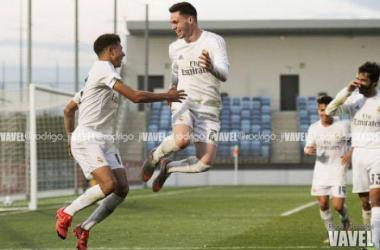 El Castilla salva un punto en un partido polémico(1-1)