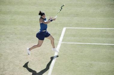 Garcia is through to the quarterfinals | Photo: Mallorca Open