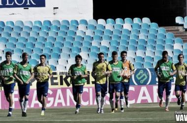El Deportivo Aragón empezará la liga en casa ante el Belchite 97