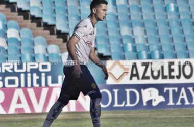 Pablo Crespo sale del Real Zaragoza tras jugar un año en el filial