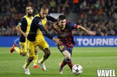 Barcelona tenta vencer o Atleti pela primeira vez na temporada (Foto: Apo Caballero/VAVEL)