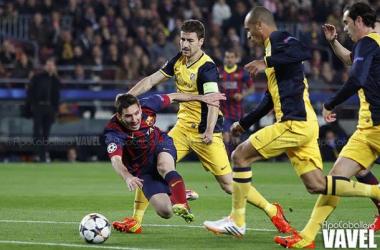 """Messi: """"La llegada de Luis Suárez refuerza aún más nuestra delantera"""""""