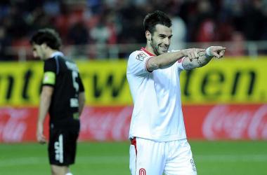 Jornal espanhol coloca Álvaro Negredo próximo do Manchester City