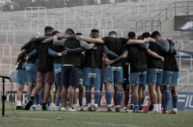 CON TRIUNFO. La última vez que Godoy Cruz jugó su último encuentro en condición de local y buscará repetirlo este sábado. Foto: Prensa Godoy Cruz
