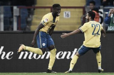 Eintracht Braunschweig quebra jejum de vitórias e bate Greuther Fürth