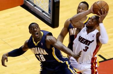 Heat vence Pacers em casa e chega a três vitórias na série