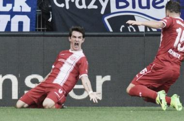 Fortuna Düsseldorf bate Arminia Bielefeld e se isola na liderança da 2. Bundesliga