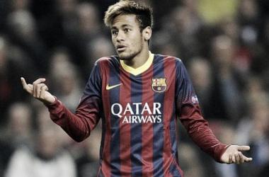 """Neymar: """"Lo importante es que el equipo juegue bien"""""""