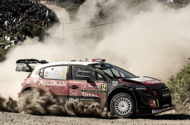 Ostberg en el Portugal, rallye previo a Cerdeña | Foto: Official WRC
