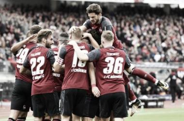 Atacante Teuchert aparece novamente e Nuremberg bate Dynamo Dresden