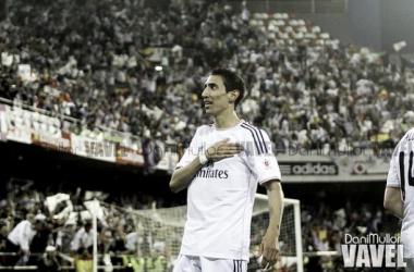 Real Madrid 2014/15: Ángel Di María