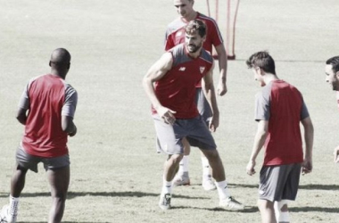 Could Llorente be on his way to the Premier League? (Photo: AS)