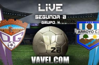 Guadalajara - Arroyo en directo