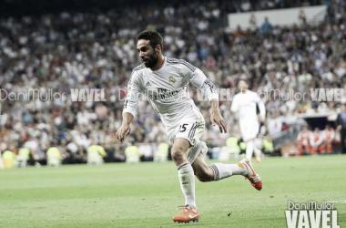 """Carvajal: """"El Real Madrid tiene la mejor cantera del mundo"""""""
