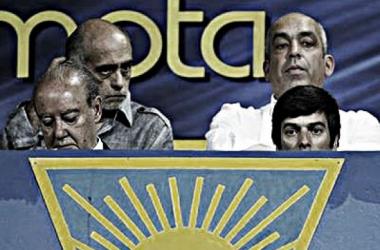 O conteúdo das queixas referia-se ao sucedido na tribuna presidencial durante o último jogo entre Estoril e FC Porto. (Foto: Record.pt)