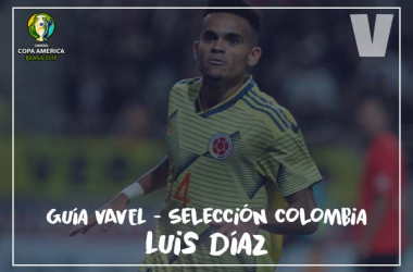 Guía VAVEL, cafeteros en la Copa América 2019: Luis Díaz