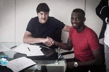 Pescara sign Baheback from PSG
