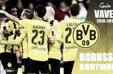 Borussia Dortmund 2016/17: renovación con ambición