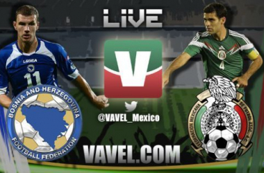 Mexico vs Bosnia Live | Photo: VAVEL USA