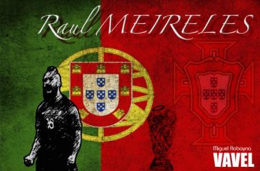 Perfil Brasil 2014: Raul Meireles
