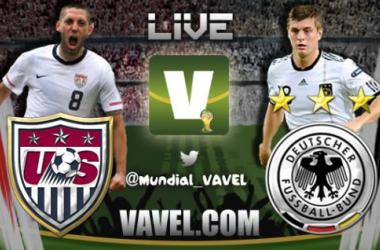 Live Coupe du Monde 2014 : Etats-Unis - Allemagne, en direct