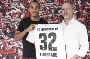 Tisserand kommt vom AS Monaco. | Quelle: FC Ingolstadt