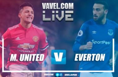 Resumen Manchester United vs Everton en Premier League 2018 (2-1)