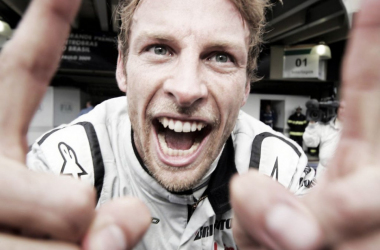 Jenson Button en 2009. Foto: F1