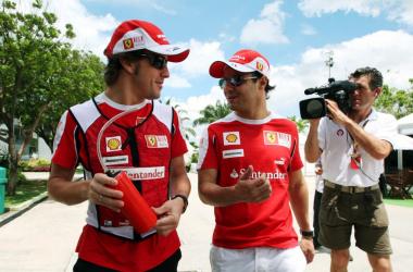 10 Años del Resurgir de Alonso y Ferrari