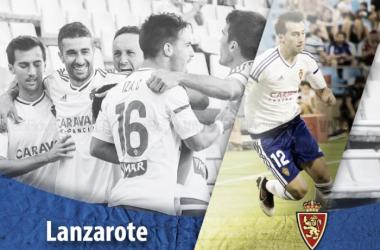Real Zaragoza 2016/17: Manu Lanzarote