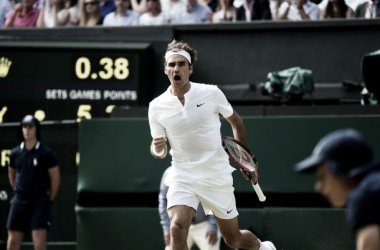 La más bella de las lecciones. Imagen: Wimbledon