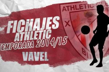 Fichajes del Athletic Club de Bilbao temporada 2014/2015 en directo