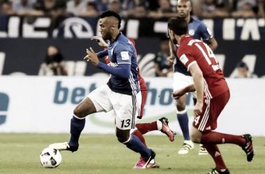 Schalke battled bravely on Friday night, but Bayern bagged the points. (Photo: FC Schalke 04)