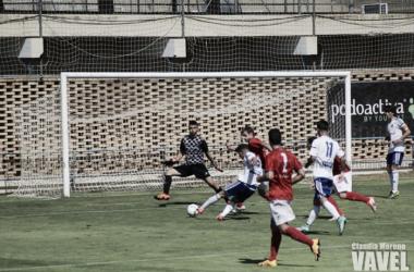 El Deportivo Aragón continúa sumando de 3 en 3