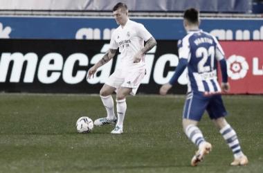 """Kroos: """"Es el club más grande del mundo"""""""