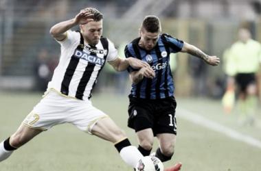 Atalanta - Udinese in Serie A 2016/17. Friulani campioni di cinismo (1-3)
