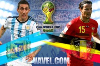 Argentine-Belgique : Deux équipes qui voudront se racheter