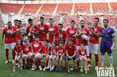 Real Murcia CF 13/14: la plantilla