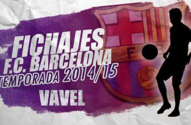 Fichajes del FC Barcelona temporada 2014/2015 en directo