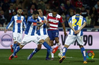 Granada - Espanyol: puntuaciones del Espanyol, jornada 29 de la Liga BBVA