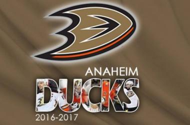 Anaheim Ducks 2016/17