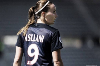 Asllani believes the time had come for her to leave France.