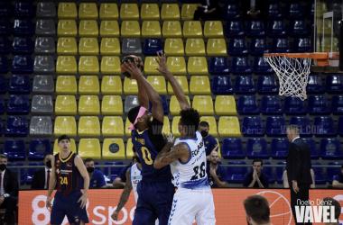 El Barça se desquita ante el Gipuzkoa Basket