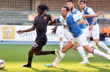 LIVE Chievo - Roma (3-3) in Serie A 2015/16 (15.00)